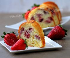 Manila Spoon: Fresh Strawberry Cake