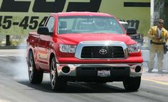 Toyota Tundra TRD Supercharged - First Drive Review - Car and Driver