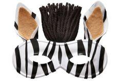 Zebra mask                                                                                                                                                                                 More