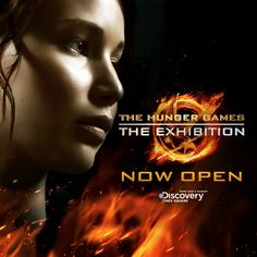 The Hunger Games Exhibition is NOW OPEN at Discovery Times Square in New York City! Book tickets here.