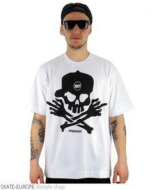 T-shirt STOPROCENT - SKULL