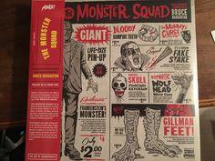 Monster Squad soundtrack