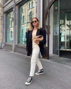 24 Chic Summer Trends You Can Buy From Nordstrom Summer Fashion Trends, Winter Fashion Outfits, Fall Winter Outfits, Look Fashion, Spring Outfits, Trendy Outfits, Cute Outfits, Summer Trends, Jeans Fashion