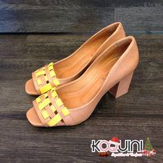 Que tal começar a semana confortável e elegante? Compre online: http://koqu.in/18rkxTi #koquini #sapatilhas #euquero #peeptoe