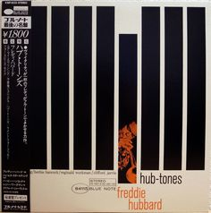 FREDDIE HUBBARD / HERBIE HANCOCK / HUB-TONES / BLUE NOTE / KING JAPAN OBI
