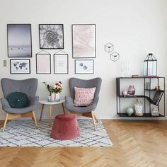 Bedroom Seating, Bedroom Interior, Bedroom Seating Area, Waiting Room Decor, Pink Home Offices, Small Sitting Rooms, Cozy Home Office, Room Decor, Room Interior