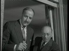 Executive Suite (1954) Film Noir, Louis Calhern A Robert Wise Film.
