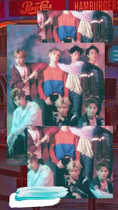 Kpop Backgrounds, Aesthetic Backgrounds, Aesthetic Wallpapers, Red Aesthetic, Aesthetic Pictures, K Pop, K Wallpaper, Perfect Boy, Pretty Wallpapers