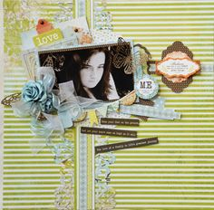 KaiserCraft - Marigold_JoanneBain Scrapbook Blog, Kids Scrapbook, Scrapbooking, Marigold, Layouts, Collections, Memories, Inspiration, Memoirs