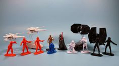 Soldeir Star Wars Desk Accessories ~ http://www.lookmyhomes.com/choosing-star-wars-desk-accessories-for-your-themed-room/
