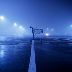 Baltimore by Patrick Joust ////center / fog lights / rain ////