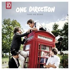 'Take Me Home' Album Cover One Direction Releases Artwork For New... ❤ liked on Polyvore