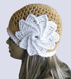 flower for head