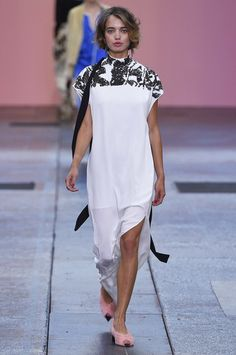 By Malene Birger Copenhagen Spring 2017 Fashion Show