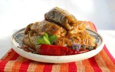 Sarmalele cu ciuperci si soia reprezinta o reteta de post, ideala pentru o masa copioasa si sanatoasa in familie sau cu prietenii. Beef, Chicken, Food, Meat, Essen, Meals, Yemek, Eten, Steak