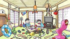 「おそ松さん」ショートフィルム#01