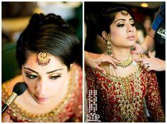 Gorgeous South Asian Bride