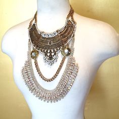 A personal favorite from my Etsy shop https://www.etsy.com/listing/290692921/gold-body-chain