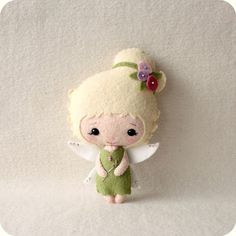 Fairy pdf Pattern - Instant Download