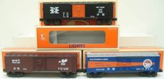This series is a remake of the original Lionel 6464 Boxcars from the and Series 6 includes the 19293 Missouri-Kansas Texas boxcar, 19294 Baltimore and Ohio Timesaver b . Lionel Train Sets, Boxcar, Train Tracks, Motor Skills, Baltimore, Vintage Toys, Missouri, Kansas, Trains