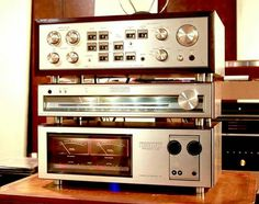 Vintage audio Luxman (fb)
