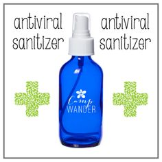 Nature's ANTI-VIRAL Sanitizer!  Protect against Enterovirus D68 virus by washing/sanitizing hands often as recommended by the CDC.  Simple, safe and effective!