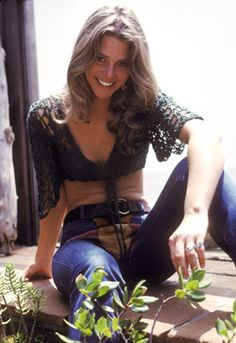 Lindsay Wagner~~Bionic Woman
