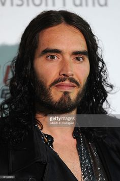 Actor/comedian Russell Brand arrives at The Hollywood Reporter's Annual Next Generation Reception held at Milk Studios on November 5, 2011 in Los Angeles, California.