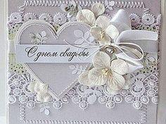 Картинки по запросу открытки скрапбукинг свадьба