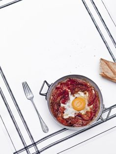 Egg and tomatoes