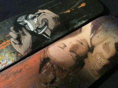 Old Decks, New Stencils