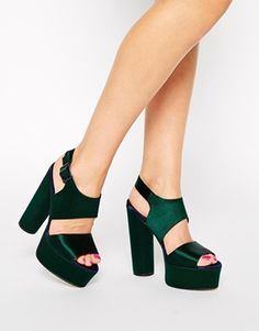 Enlarge ASOS HAVE IT YOUR WAY Heeled Sandals