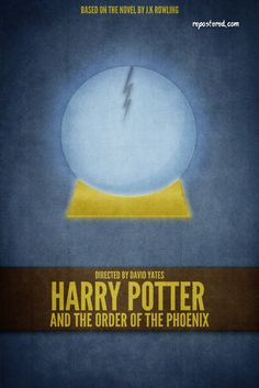 Harry Potter and the Order of the Phoenix - Repostered  -   by Brock Weaver
