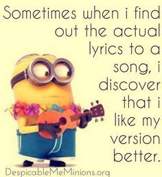 10 funny minion images and quotes Funny Minion Memes, Minions Quotes, Funny Relatable Memes, Funny Posts, Life Is Funny Quotes, Minion Humor, Dump A Day, Minion Pictures, Hilarious Pictures