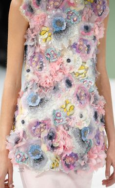 Chanel Spring 2015 Haute Couture