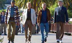 Morgan Freeman, Michael Douglas, Robert De Niro and Kevin Kline star in the funny and entertaining movie that is Last Vegas.