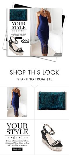 """""""Yoins 27"""" by munira-salihovic ❤ liked on Polyvore featuring Pussycat, yoins, yoinscollection and loveyoins"""