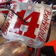 Fucker #14 - Yamaha XT550 - Fuckin 80 - #BobberFucker #bfmotorcycles # 550xt #yamaha #fatfinger #skate #bmx # fucking80s #fatfinger