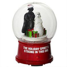 Star Wars Darth Vader Snow Globe