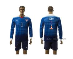 httpxjersey201516 usa 1 france 7 griezmann home long sleeves soccer country jersey 2016 2017