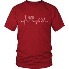 Just released Heartbeat Sport B... Check it out! http://greatfamilystore.com/products/heartbeat-sport-badminton-t-shirt?utm_campaign=social_autopilot&utm_source=pin&utm_medium=pin