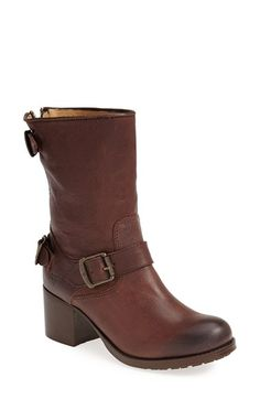 Love this short Frye boot @nordstrom