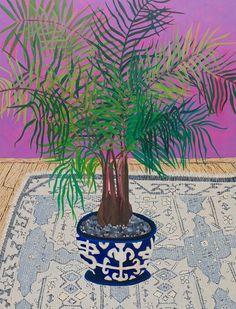 Anna Valdez Flora and Pattern inspiration