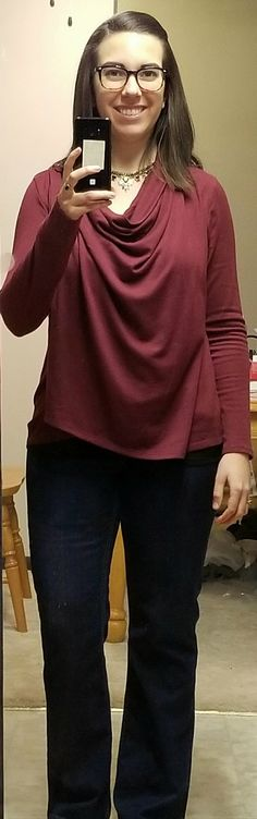 A recent outfit of mine.