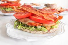 Domesticate-ME-Open-Face-Barbecue-Chicken-Club-with-Guacamole-and-Provolone-9
