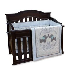 Nurture Imagination Elephant Jubilee Bedding Collection and Accessories - BedBathandBeyond.com
