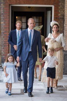 Cambridge family 9 July 2018