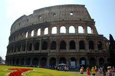 Střípky z Apeninského poloostrova (4), Řím, koloseum, http://www.styl-zivota.cz/cestovani/stripky-z-apeninskeho-poloostrova-4-cast, foto: Richard Spitzer