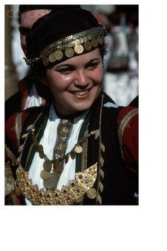 Macedonian, Greek traditional costume