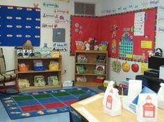 Great site for classroom decor ideas